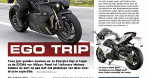 Compacttest Energica Ego