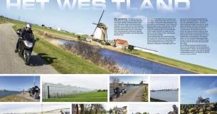 Roadbook-tour Westland
