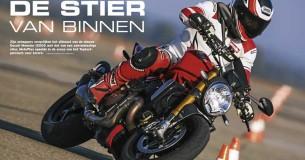 TopTest Ducati Monster 1200S