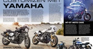 Motornieuws 2015: Yamaha