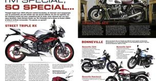 Motornieuws 2015 – Triumph
