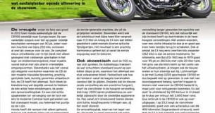 Compacttest Honda CB1100EX