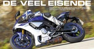 TopTest Yamaha YZF-R1