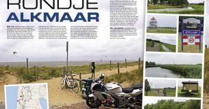 Roadbook-tour Noord-Holland 2015