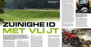 Zuinigheidstest Kawasaki Versys 650