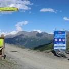 Offroad door de Alpen