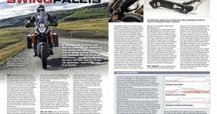 Techniek: pendeltest KTM Adventure