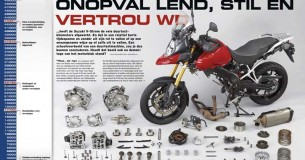 Duurtest eindverslag Suzuki V-Strom 1000