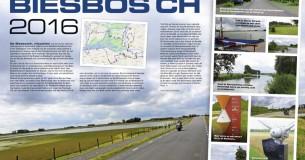 Roadbook-tour Biesbosch 2016