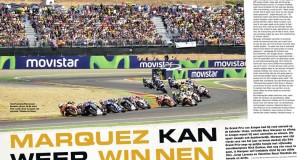 GP Wegrace Aragon, Spanje
