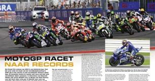 GP Wegrace Groot-Brittannië en Italië