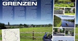 Roadbook-tour Achterhoekse grenzen