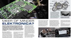 Techniek: elektronische hulpsystemen