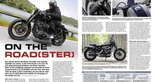 Compacttest Harley-Davidson 1200 Roadster