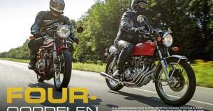 Klassiek: Honda CB400 Four