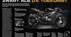 Carbon op superbikes