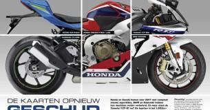 Techniek: 2017-superbikes