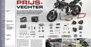 Duurtest eindverslag Yamaha MT-07