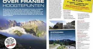 Lezersreis 2017: Alpenmaster 3.0