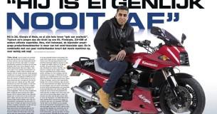 Mijn Trots – Giorgio di Maio en zijn Kawasaki GPZ900R
