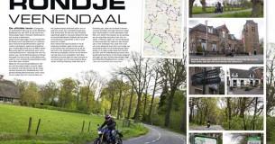 Roadbook-tour Veenendaal 2017