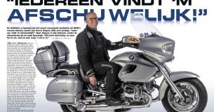 Gerrie Slegers – BMW R1200CL