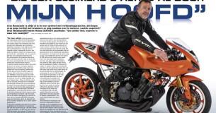 Cees Boonzaaier – Honda CBX1000