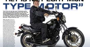 Mijn Trots – Jeroen Doornbosch en zijn Yamaha XV1000 Midnight Special