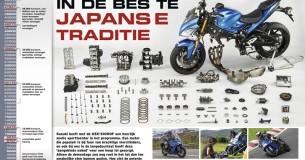 Duurtest eindverslag Suzuki GSX-S1000F