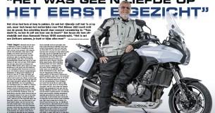 Piet Minnee – Kawasaki Versys 1000