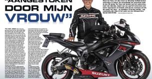 Klaas ten Veen – Suzuki GSX-R750
