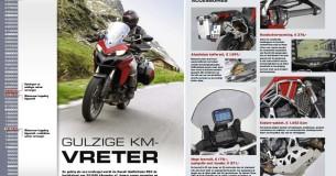Duurtest tussenverslag Ducati Multistrada 950