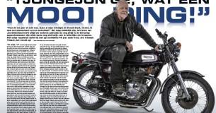 Mijn Trots – Jan Dinkelman en zijn Triumph Trident
