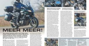 Compacttest Kawasaki Versys 1000 NL Edition