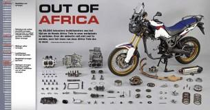 Duurtest eindverslag Honda Africa Twin
