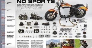 Eindverslag duurtest Harley-Davidson XL1200CA