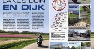 Roadbook-tour Noord-Holland
