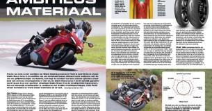 Bandentest Pirelli Diablo Rosso Corsa II