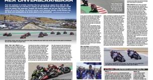 WK Superbike Laguna Seca, Verenigde Staten