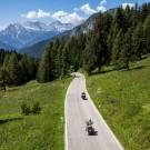 Dolomieten naar Zwitserse Alpen