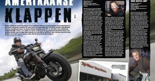 Lezerstest Harley-Davidson