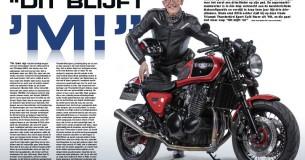 Rik van Beem – Thunderbird Café Racer
