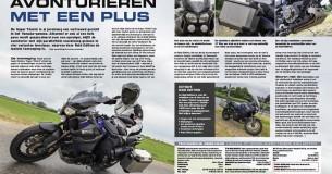 Compacttest Yamaha XT1200ZE Super Ténéré Raid Edition