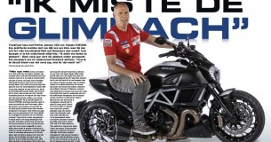 Patrick Jansen – Ducati Diavel Carbon White