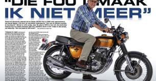 Doede Bakker – Honda CB750 Four
