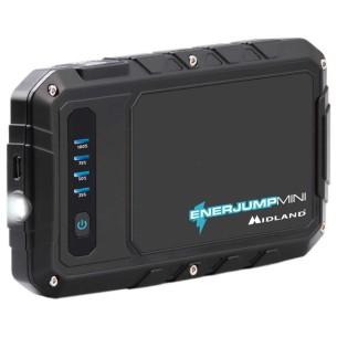 Multifunctionele Powerbank & Jump Starter