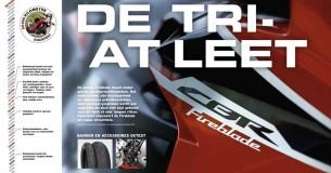 Duurtest tussenverslag Honda Fireblade