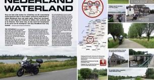 Roadbook-tour Biesbosch 2018