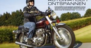 Classic: Honda CB750A
