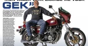 Gerard de Bok – Yamaha XS1100